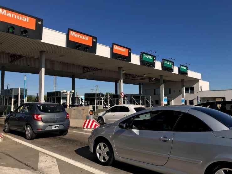 Desde el 8 de enero de 2018 rigen nuevas tarifas en los peajes cordobeses.