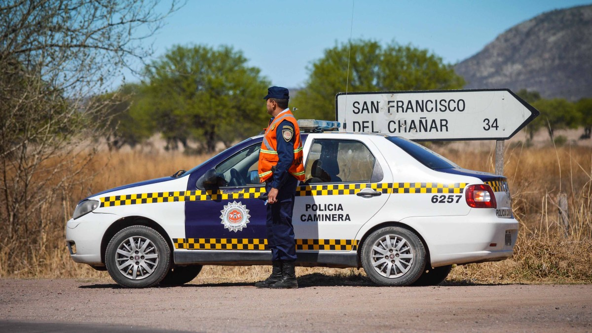 Consultar e imprimir multas de la Policía Caminera de Córdoba