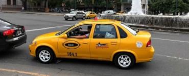 tarifa taxi cordoba argentina