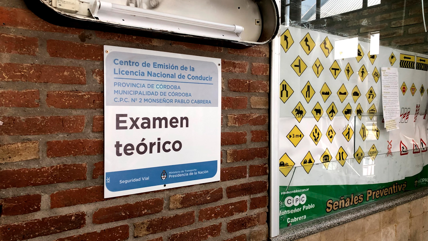 Examen Online Guia Del Buen Conductor De Cordoba Carnet De Conducir