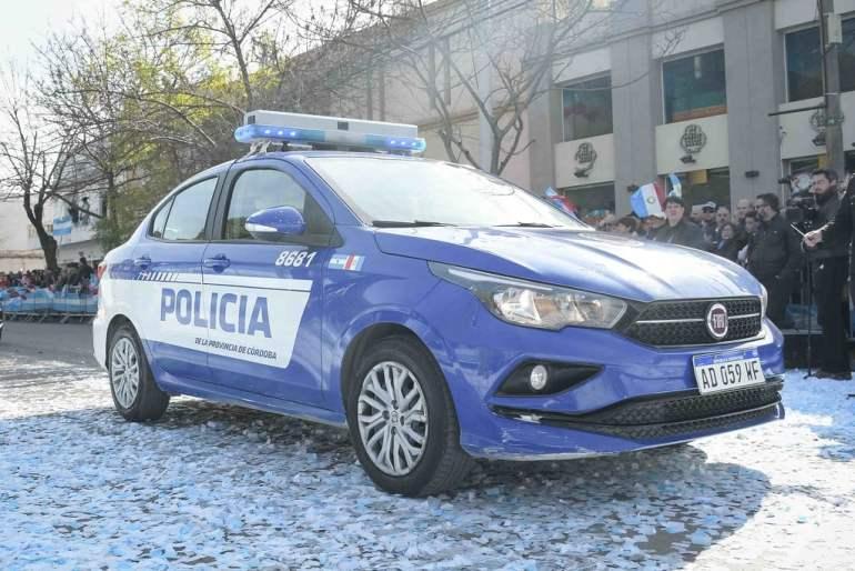 Teléfono de la Policía de Córdoba: 101.