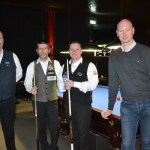 Biljarter Eddy Merckx te gast in de Snooker Pocket