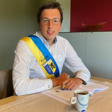 Deerlijknaar Robbe Cognie verkozen tot praeses van Jong N-VA UGent