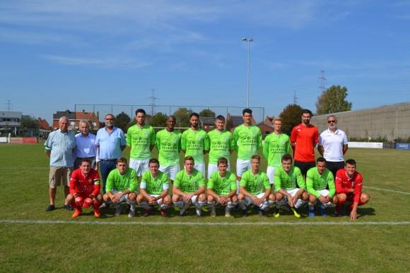 KVC Deerlijk Sport start seizoen met 6 op 6