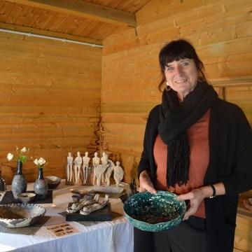 'Buren bij Kunstenaars' in Deerlijk, te gast bij Klei@co