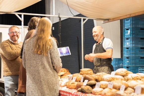 September…Oogstfeesten bij Lokaalmarkt Deerlijk