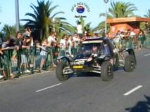 El Dakar 2012 vibro en Mar del Plata y partió hacia Perú