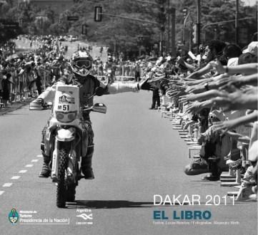 Dakar 2011 – El Libro
