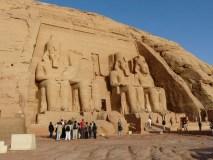 Agoniza el turismo en Egipto