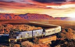 Historias de Trenes: El Indian Pacific – Australia