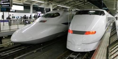 Documental el Tren bala de Japón