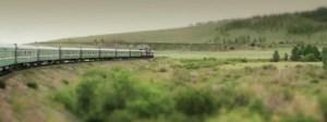 Viaje en tren por la austera belleza del Ártico