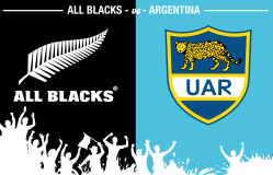 Rugby Championship: Pumas vs All Blacks
