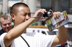 El turismo mundial alcanza 747 millones de turistas hasta agosto, un 5 % más