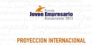 Candidatos Proyección Internacional – Premio Jefeba 2013