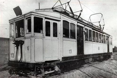 Imágenes históricas en los 100 años del Subte Porteño
