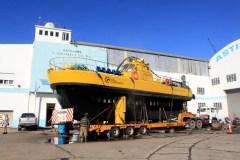 Llega a Chubut el barco semisumergible para hacer avistajes