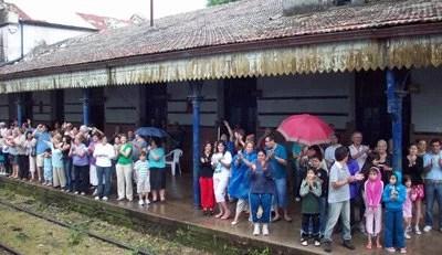 24° Tren Solidario destino Melincué