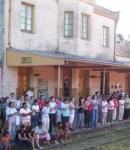 18° Tren Solidario destino Santa Lucia