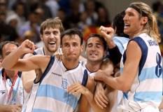 Un día como hoy pero hace 10 años se cumplía un sueño. La medalla de Oro en Basket – Atenas 2004