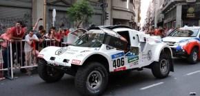 Salida del Dakar 2015