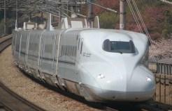 Limpieza del tren bala japonés en sólo 7 minutos