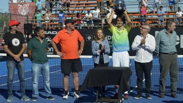 El japonés Daniel venció a Mayer y se consagró campeón del Challenger Copa Ciudad de Tigre