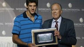 Falleció Enrique Morea, presidente honorario de la Asociación Argentina de Tenis
