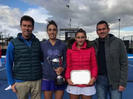 Pella se impuso en Tigre; la Copa de Todos en Darling Tennis Club