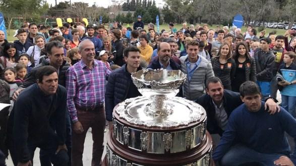 La Copa de Todos visita Rosario, en el marco del tercer Grado 1 de Menores