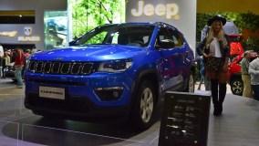 Jeep presento el nuevo Compass en el 8vo Salón Internacional del Automóvil de Buenos Aires