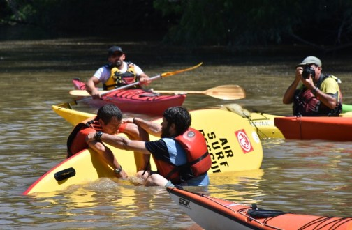Prestadores turísticos de Tigre recibieron capacitación en emergencias