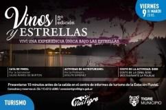 Vinos y Estrellas 5° edición