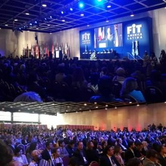 Se inauguró la FIT 2018