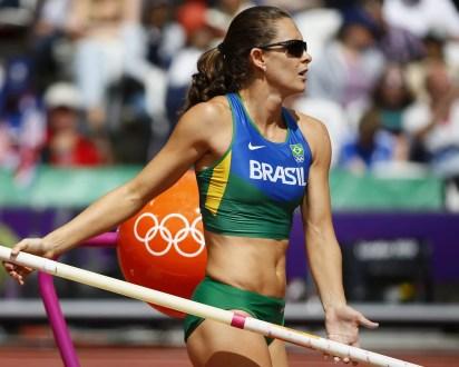 """""""Disfruten de ser atletas Olímpicos"""""""