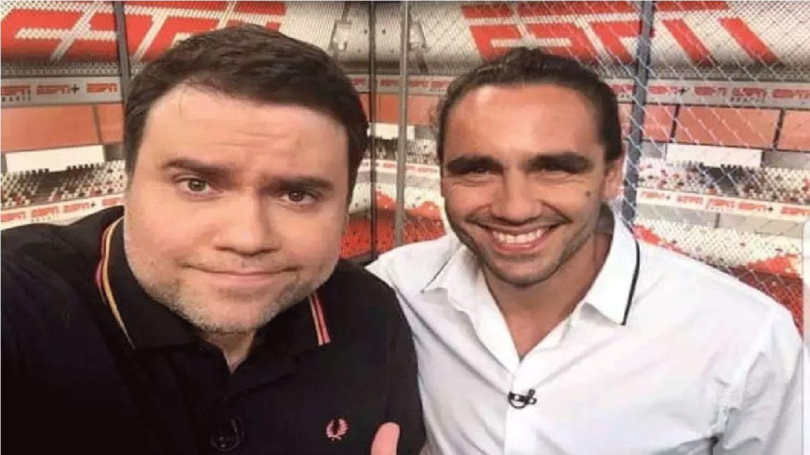 Apresentador do SporTV Rodrigo Rodrigues morre aos 45 anos