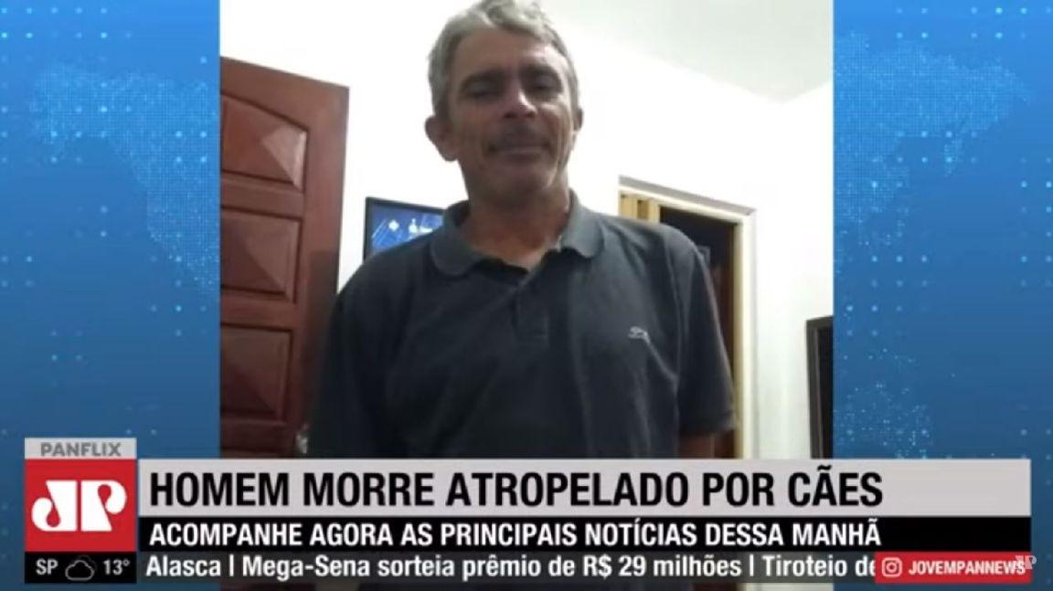 Homem morre após ser atropelado por cães em São Paulo