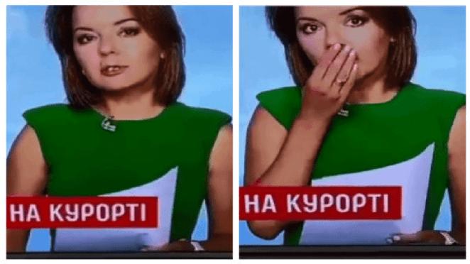 Jornalista perde dente durante programa Ao Vivo; Assista o Vídeo!