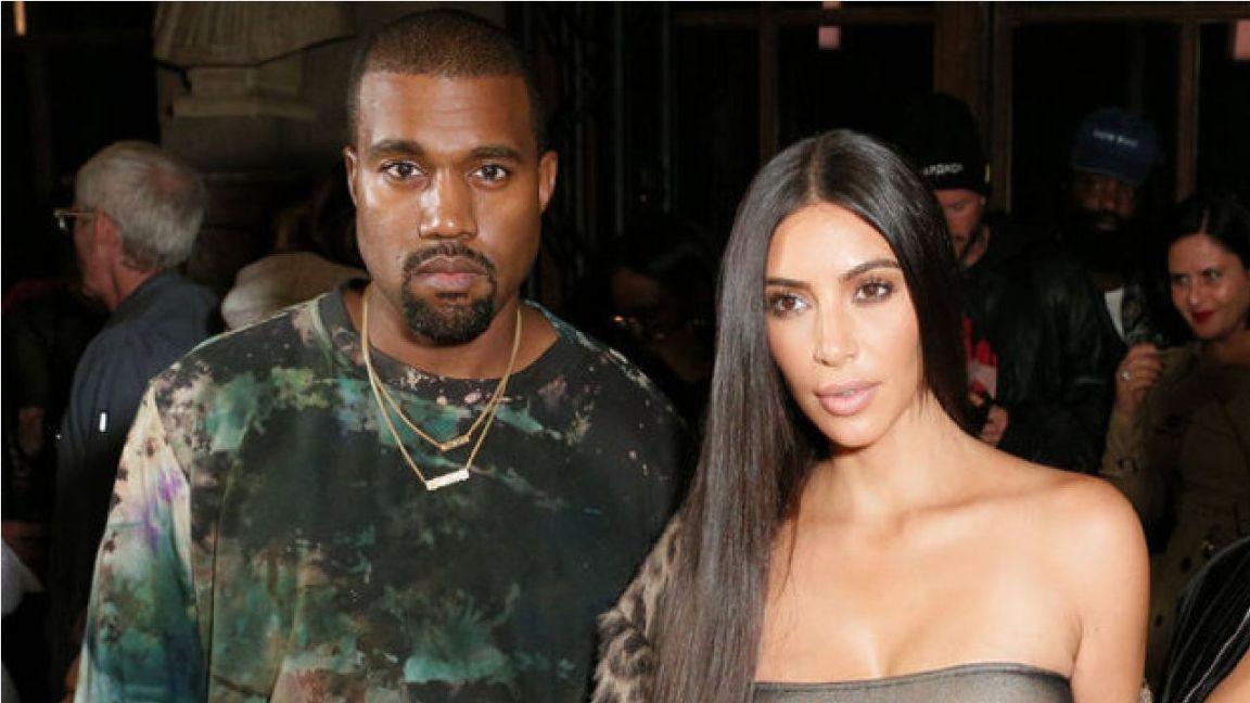 Kanye West ameaça contar segredo de Kim Kardashian