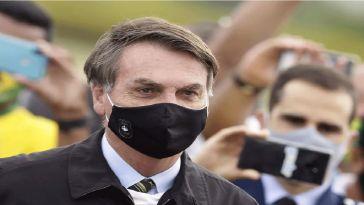 Presidente Bolsonaro veta uso obrigatório de máscara em presídios