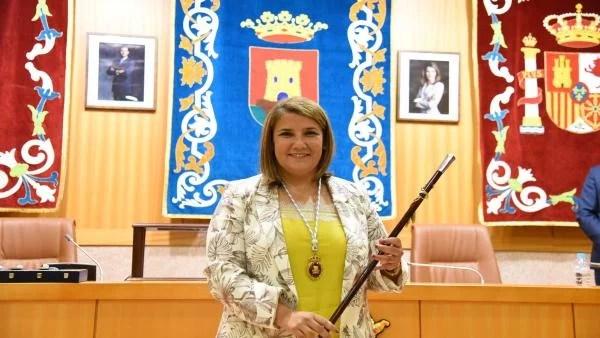 Tita García Élez se ha convertido en la primera alcaldesa de Talavera de la Reina
