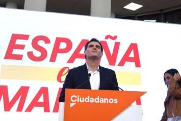 Albert Rivera política