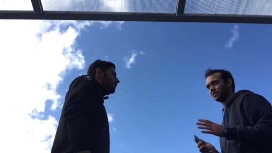 """Javier Vázquez, entrenador del Adarve: """"Lo importante es que trates al jugador como te gustaría que a ti te trataran"""""""