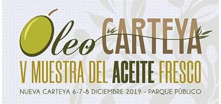 actividades de Óleo Carteya 2019
