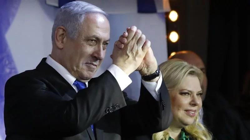 Netanyahu primarias
