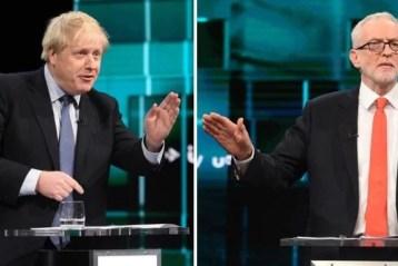 mayoría de Boris Johnson