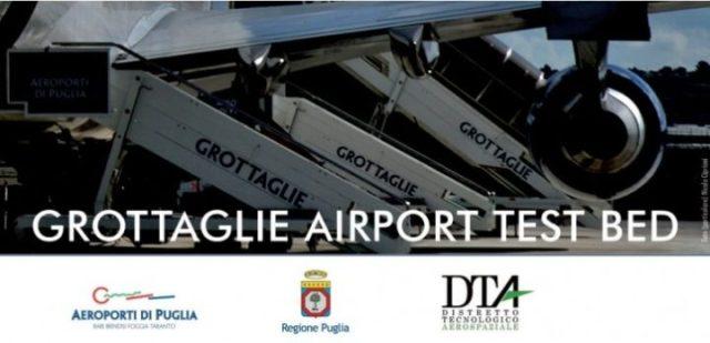 grottaglie airport test bed