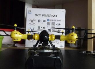 recensione-kai-deng-k70-sky-warrior-unboxing-fpv