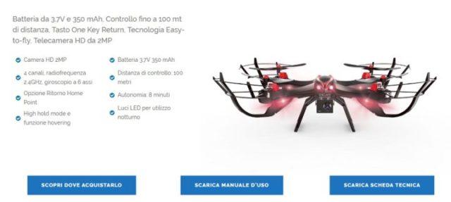 tekk-vampire-drone-caratteristiche-tecniche