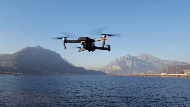 Recensione DJI Mavic Pro-camera mavic-drone 4k-marco posern-lago garlate-prova mavic pro